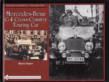 Mercedes-Benz G-4 Cross-Country Touring Car: Hitler's Chariots