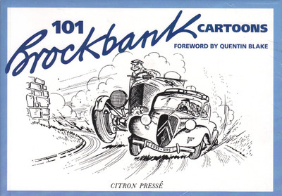 101 Brockbank Cartoons