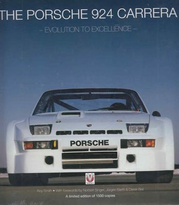 The Porsche 924 Carrera: Evolution to Excellence