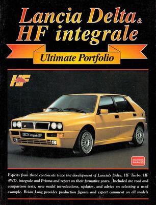 Lancia Delta & HF Integrale Ultimate Portfolio - Brooklands  - front