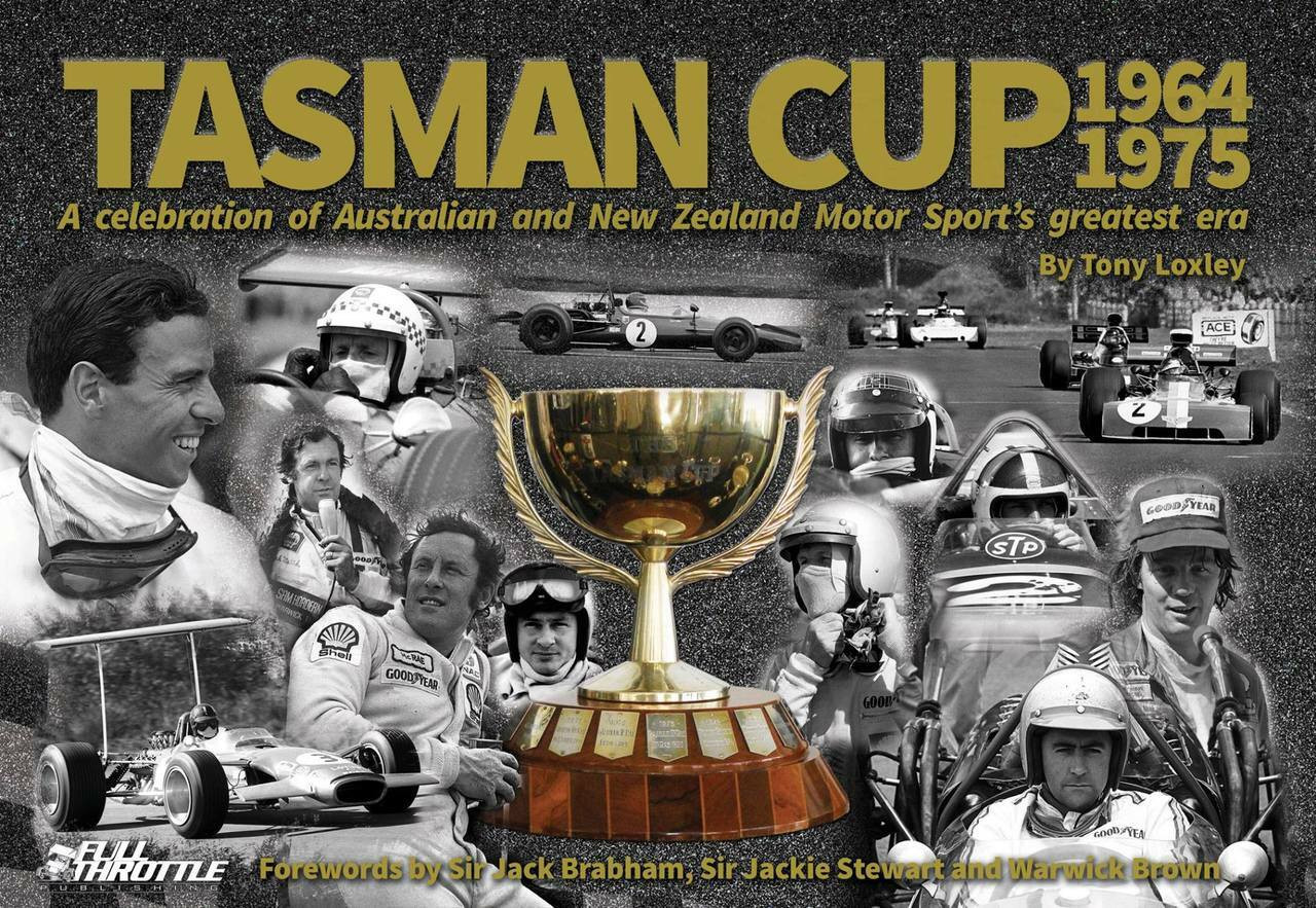 Tasman Cup by Tony Loxley