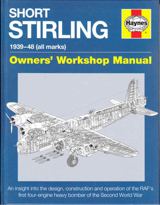 Short Stirling 1939 - 48 ( all marks ) Owner's Workshop Manual - front