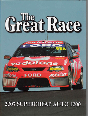 The Great Race Number 27 - 2007 Supercheap Auto 1000