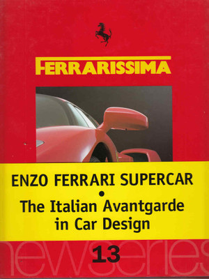 Ferrarissima No 13: New Series - new
