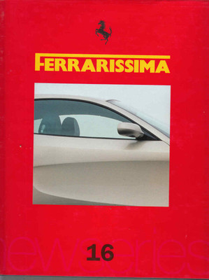 Ferrarissima: New Series No.16 - front