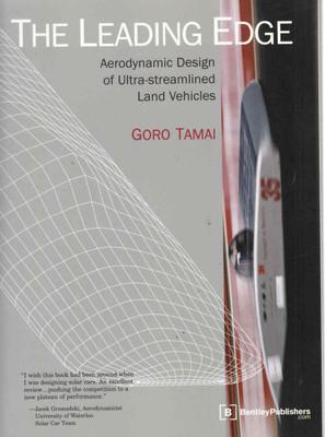 The Leading Edge: Aerodynamic Design of Ultra-streamlined Land Vehicles - front