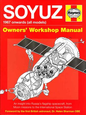 Soyuz 1967 Onwards (All Models) Owners' Workshop Manual  - front