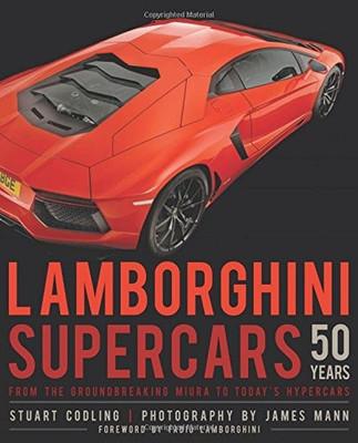 Lamborghini Supercars 50 Years - front