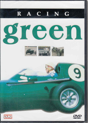 Racing Green DVD - front