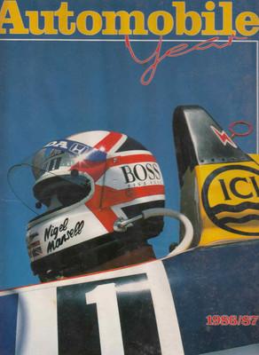 Automobile Year 1986 - 1987 (No. 34) (9782826510222)