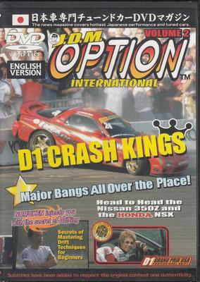 J.D.M. Option International Volume 2
