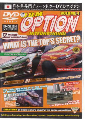 J.D.M. Option International Volume 4
