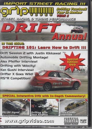 Drift Annual Drifting Yearbook Year 1 DVD
