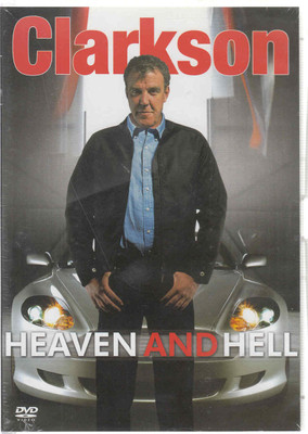 Clarkson Heaven and Hell DVD