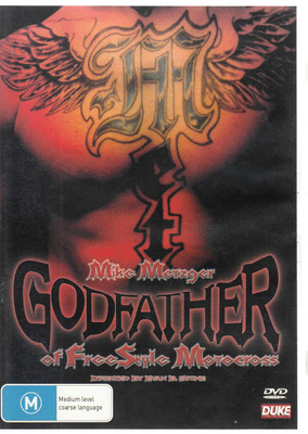 Mike Metzger: Godfather of Freestyle Motocross DVD