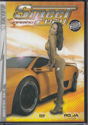 Street Fury Inferno DVD