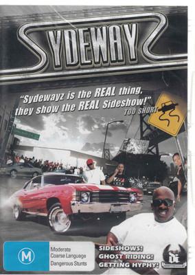 Sydeways DVD (9330080005260)
