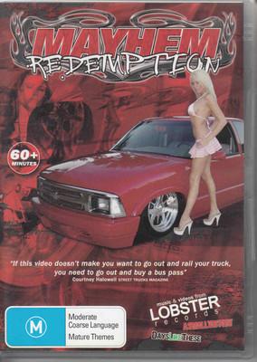 Mayhem Redemption DVD