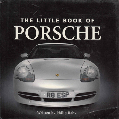 The Little Book Of Porsche - front