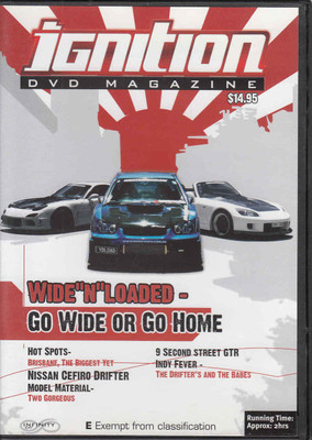 Ignition DVD Magazine Edition 004 Feb/Mar 2006 DVD