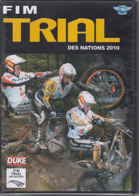 FIM Trial Des Nations 2010 DVD
