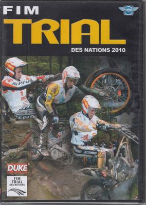 FIM Trial Des Nations 2010 DVD