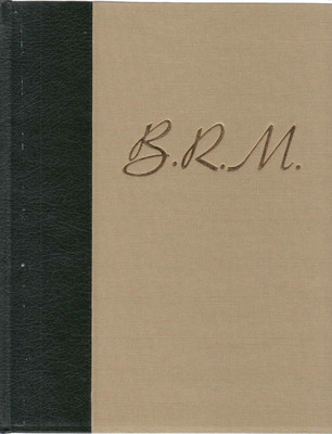 BRM The Saga of British Racing Motors Volume 2 Gold Edition in Slipcase