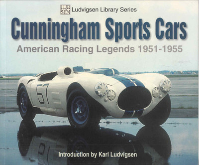 Cunningham Sports Cars American Racing Legends 1951 - 1955 (9781583881095) - front