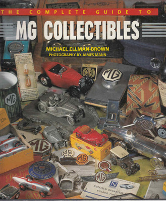 The complete Guide To MG Collectibles (9781870979870)