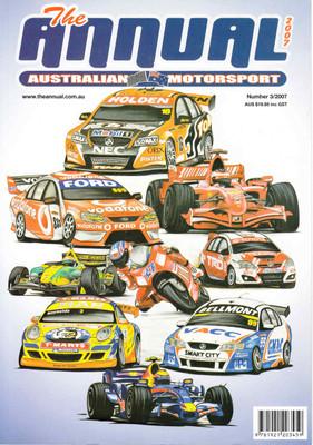 The Annual: Australian Motorsport 2007 - Number 3/2007 ( 9781921203459)