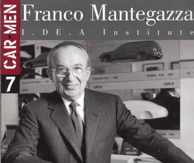 Franco Mantegazza I. DE. A Institute (Car Men Series No 7) (978887960108) - front