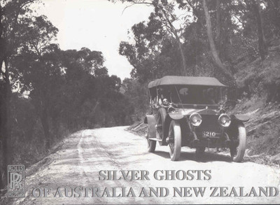 Silver Ghosts Of Australia And New Zealand (Number 227 of 350) (0959552537) - front
