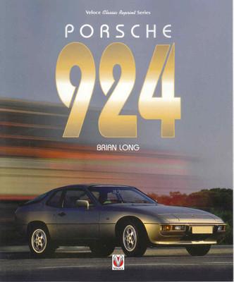 Porsche 924 (Veloce Classic Reprint Series) (9781845849771) - front