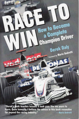 Race To Win: How To Become A Complete Champion Driver (9780760331859)