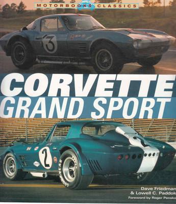 Corvette Grand Sport (Paperback Edition) (9780760319260)