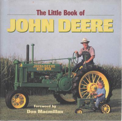 The Little Book Of John Deere (9780896585775)