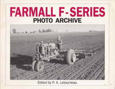 Farmall F-Series - Photo Archive