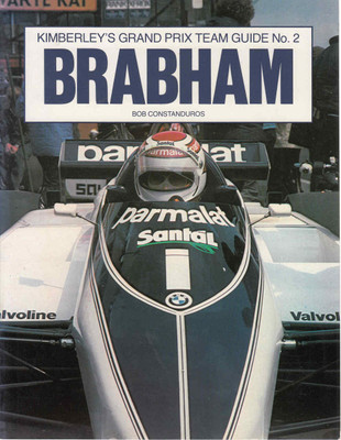 Brabham (Kimberley's Grand Prix Team Guide No.2) (9780946132003)