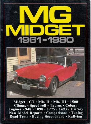 MG Midget 1961 - 1980