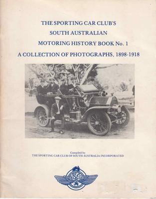 The Sporting Car Club's South Australian Motoring History - 10 Volume Set (B18166B) - 1