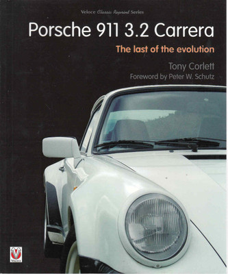 Porsche 911 3.2 Carrera The Last of the Evolution