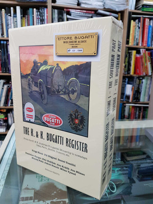 K.& K. Bugatti Register: Austrian-Hungarian Monarchy to Nowadays