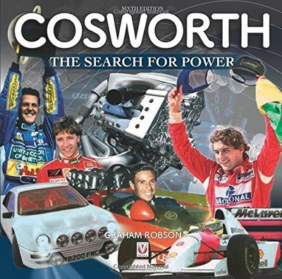 Cosworth The Search For Power (sixth edition)