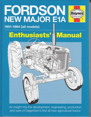 Fordson New Major E1A Tractor Manual
