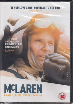 McLaren Pioneer, Leader, Father, Champion DVD
