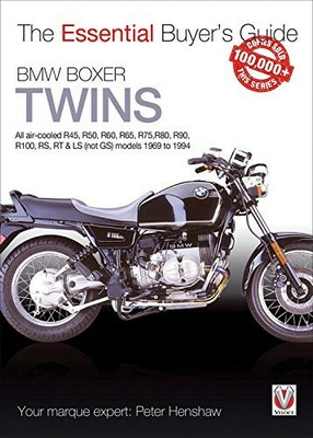 BMW Boxer Twins: The Essential Buyer's Guide (9781787110052)