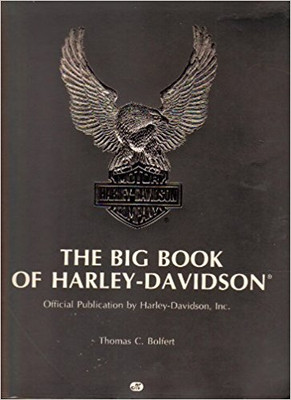 The Big Book Of Harley-Davidson  (Paperback Edition)