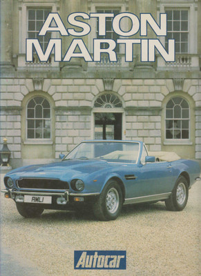 Aston Martin (Autocar) (9780600350231)