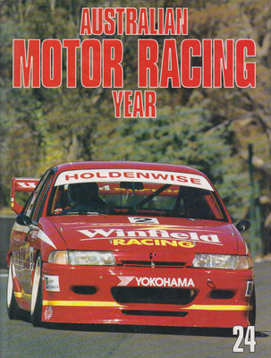 Australian Motor Racing Year Number 24 1994/95 (01584138)