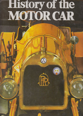 History of the Motor Car
